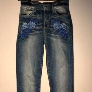 Guess | The Model Jeans | Embroidered | 24